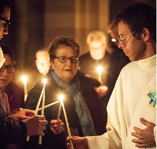 Diocèse de Luçon : le programme de la semaine sainte